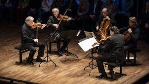 A név kötelez: bemutatkozott a Hungarian Quartet