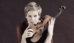 Isabelle Faust, Péter Eötvös and the Concerto Budapest No. 2